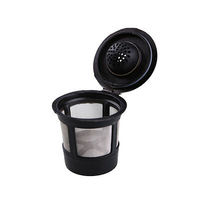 6pcs Reusable Compatible Coffee Espresso Capsules Machines Filter Cups Tool • AUD 4.79