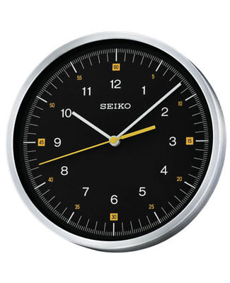QXA566J NEW Seiko Wall Clock with Quiet Sweep Second Hand
