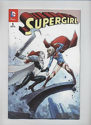 SUPERMAN # 5 VARIANT - DAS NEUE DC-UNIVERSUM - 999 Ex. - COMIC ACTION 2012  TOP