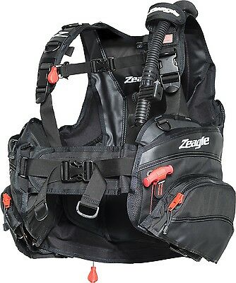 Zeagle Halo BCD Scuba Diving Buoyancy 8100RK-XL