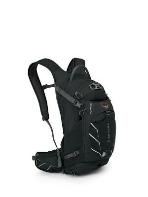 Osprey Raptor 14 Mens Hydration Backpack - Black
