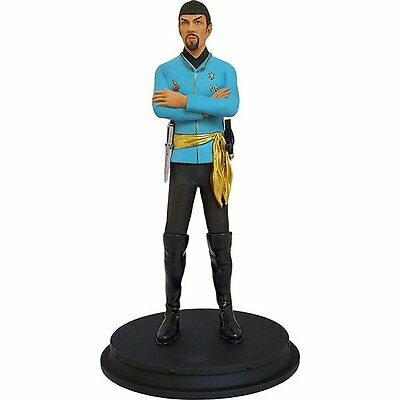 SDCC 2016 Exclusive Star Trek Mirror Spock Statue Paperweight - FREE US SHIPPING