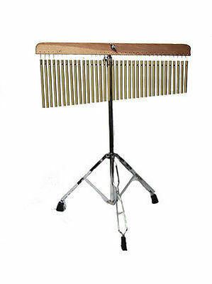 NEW  Promax Hanging Bar Chimes with Stand