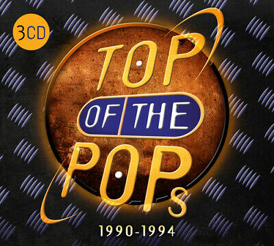 Various Artists : Top of the Pops 1990-1994 CD (2016) ***NEW***