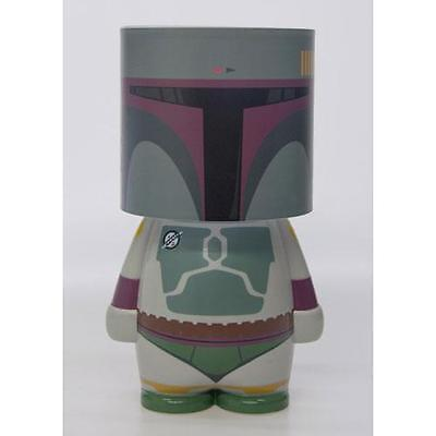 Star Wars - Boba Fett Character Mood Light / Table Lamp - New & Official In Box