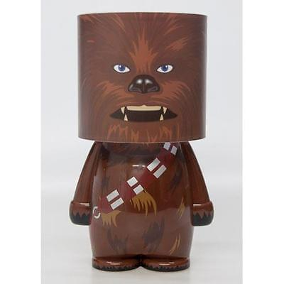 Star Wars - Chewbacca Character Mood Light / Table Lamp - New & Official In Box