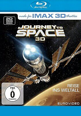 Journey to Space - Reise ins Weltall 3D (IMAX) # BLU-RAY-NEU