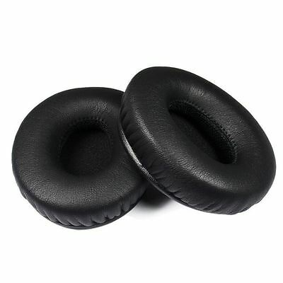 Hellfire Trading Pair of Replacement Earpads Cushions for Dr Dre Solo / Solo HD