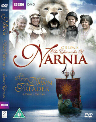 The Chronicles of Narnia: Prince Caspian/Voyage of the Dawn.... DVD (2008)