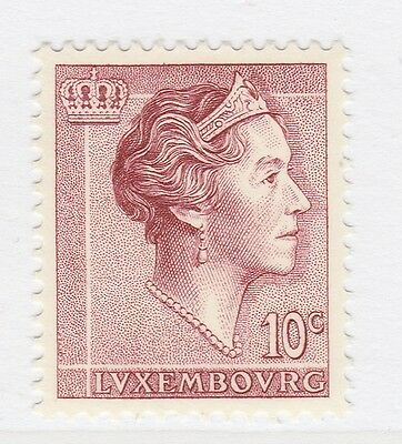 A2P39 LUXEMBOURG 1960-64 10c MNH**
