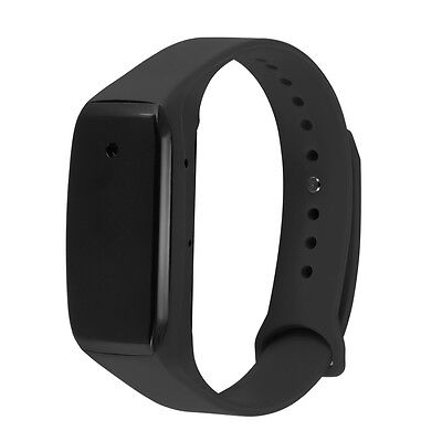 Eoqo® 1080P Full HD Buckle Bracelet Spy Camera - Adjustable Wristband Spy Camera