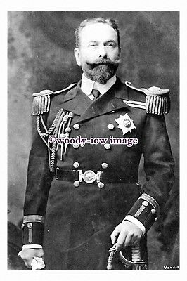 rp10979 - Prince Louis of Battenberg - photograph