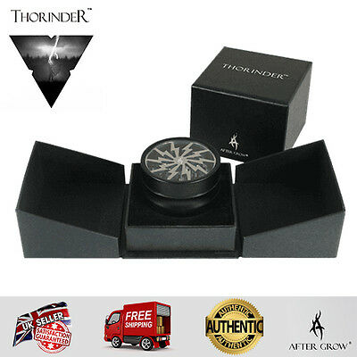 Thorinder Premium Magnetic Grinder by After Grow - 62mm GREY - 100% Genuine