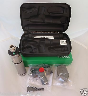 "Welch Allyn Diagnostic Set #97150-M  "" Classic Set"" ---New In Box!"