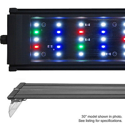 Beamswork DA FSPEC LED Aquarium Light Freshwater Full Spectrum 20 24 30 36 48 72