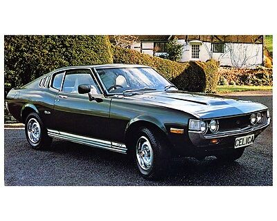 1977 Toyota England Celica Liftback Factory Photo ca5876