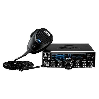Cobra 29LXBT 40 Channel CB Radio with 4-Color LCD, w/ Weather, Bluetooth & NOAA