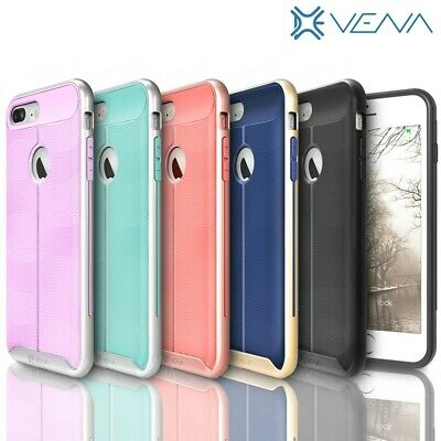 For Apple iPhone 7 7 Plus Case Vena Hybrid Slim Bumper Cover Shockproof Cute Fit