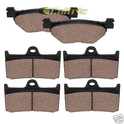 FRONT & REAR BRAKE PADS FIT YAMAHA XP530A Tmax 530 ABS 2012 2013 2014 2015 2016