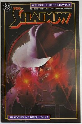 1987 The Shadow #1  -  Vf                   (Inv11456)