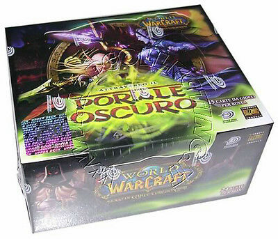 WoW Warcraft Loot - Dark Portal Display Booster Box - Portale Obscuro - sealed