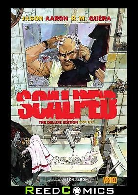 SCALPED BOOK 5 DELUXE EDITION HARDCOVER New Hardback Collects Issues #50-60