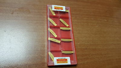 10pcs for turning N123H1-0400-0004-TF 2135  SANDVIK LENGTH L1=24,81 MM