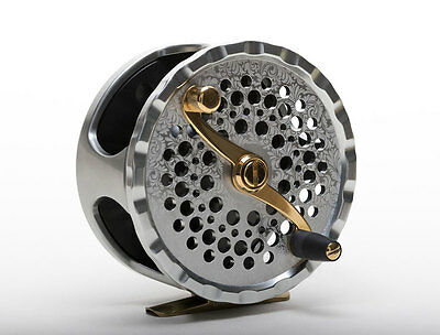 Bickersteth Classic 2 9/11wt Salmon fly reel