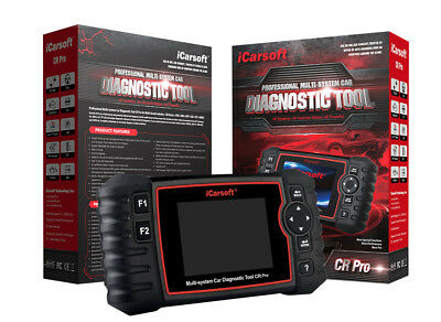 iCarsoft CR Plus OBD2 professionelles Diagnose-Gerät CANBus