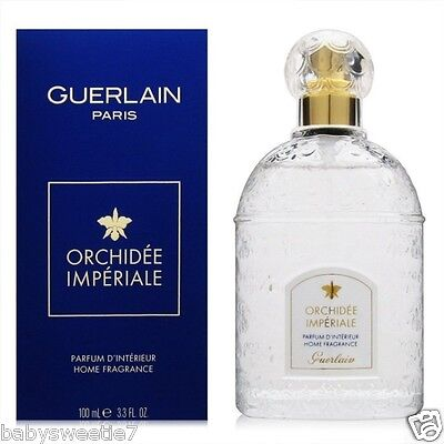 Guerlain Orchidee Imperiale Home Fragrance 100ml NIB