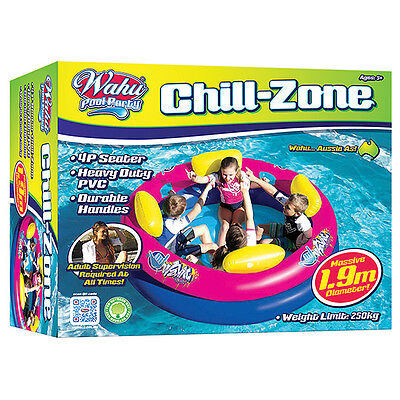 Toys Kids Wahu Chill Zone Summer Baby Outdoor Inflatable Pools Party Water Fun