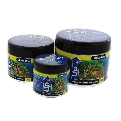 Aquarium Ph Up 100g, 250g Sizes Available Fish Tank Aqua One