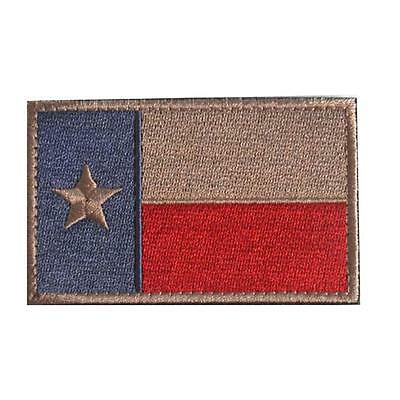 Texas Flag Fashion Cool Swat Military Tactical Patch Tape Army Badge Armband