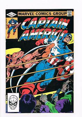 Captain America # 271 The Mystery of X ! grade 9.0 scarce !!