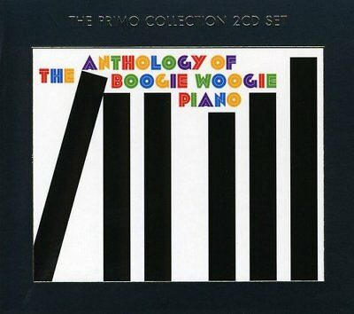 Anthology Of The Boogie Woogie Piano [CD]