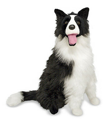 "28"" Border Collie Plush by Melissa & Doug - MD4868"
