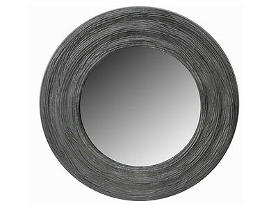 Round French Wall Mirror NEW Furniture