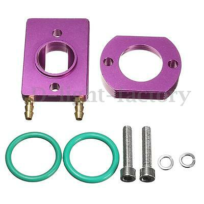 Alu Water Cool Flange For 26CC 29CC Zenoah Gas Engine RC Boat + 6x Accessories