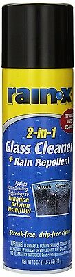 Rain-X 5080233 2-In-1 Glass Cleaner Plus Rain Repellent Fast and easy to use AOI