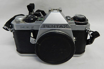 Retro Vintage Pentax Me F No Lens Film Camera 3610583 Old Photography Body Only