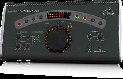Behringer Xenyx CONTROL2USB Studio Monitor Controller