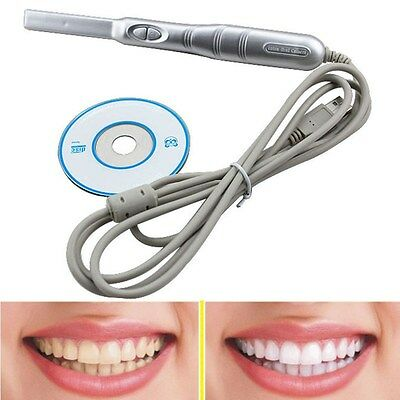 USB 2.0 6-LED Dental Intraoral Intra Oral Digital Micro-check Camera for Dentist