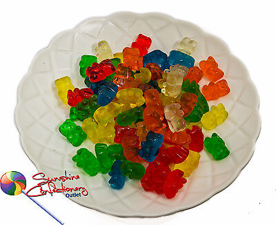 GUMMI BEAR LOLLIES  - 2KG - TROLLI  (gummy bears)