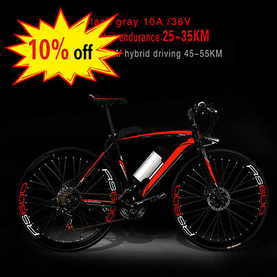 e-bike 36V 10Ah electric mountain bike,express shipping