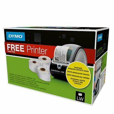 Dymo LW 450 Value Pack Label Writer 450  + 3 Rollen Gratis - Etikettendrucker