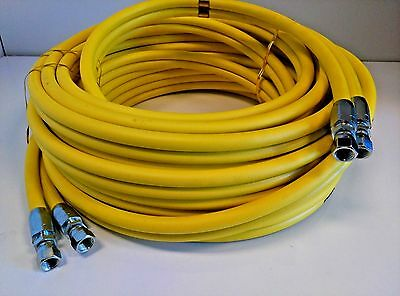 Clemco Twinline Hose 50' With For Tlr 100 & 300 Remote Controls  # 01951