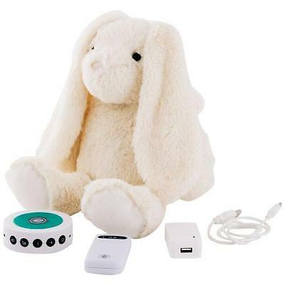 Prince Lionheart Slumber Bunny Baby Back To Sleep Lullaby Womb Audio Recorder
