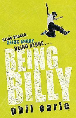 Being Billy by Phil Earle (Paperback, 2011) New Book