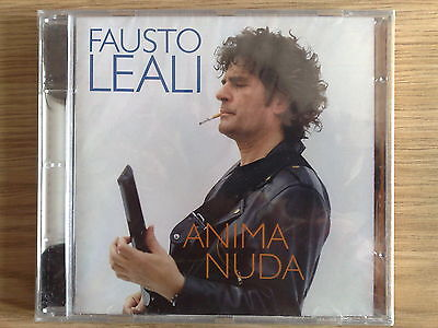 Fausto Leali - Anima Nuda - Cd Nuovo Sigillato (Sealed)