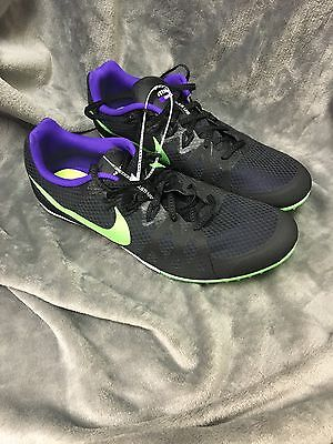 Nike Rival M track shoes mens size 11 [S-002]